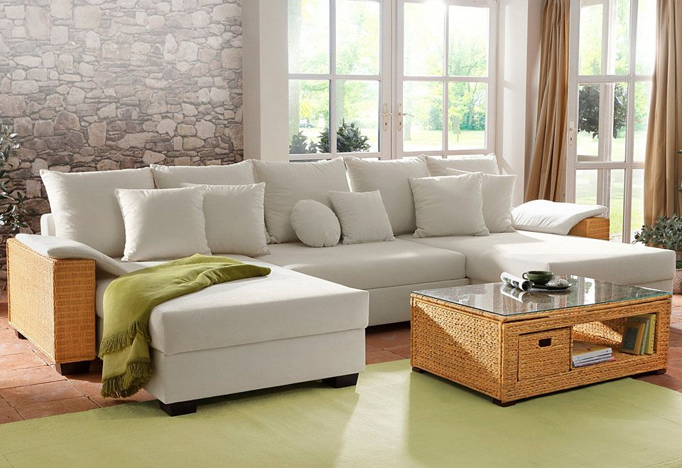 Rattan Schlaf Sofa Furniture Pinterest