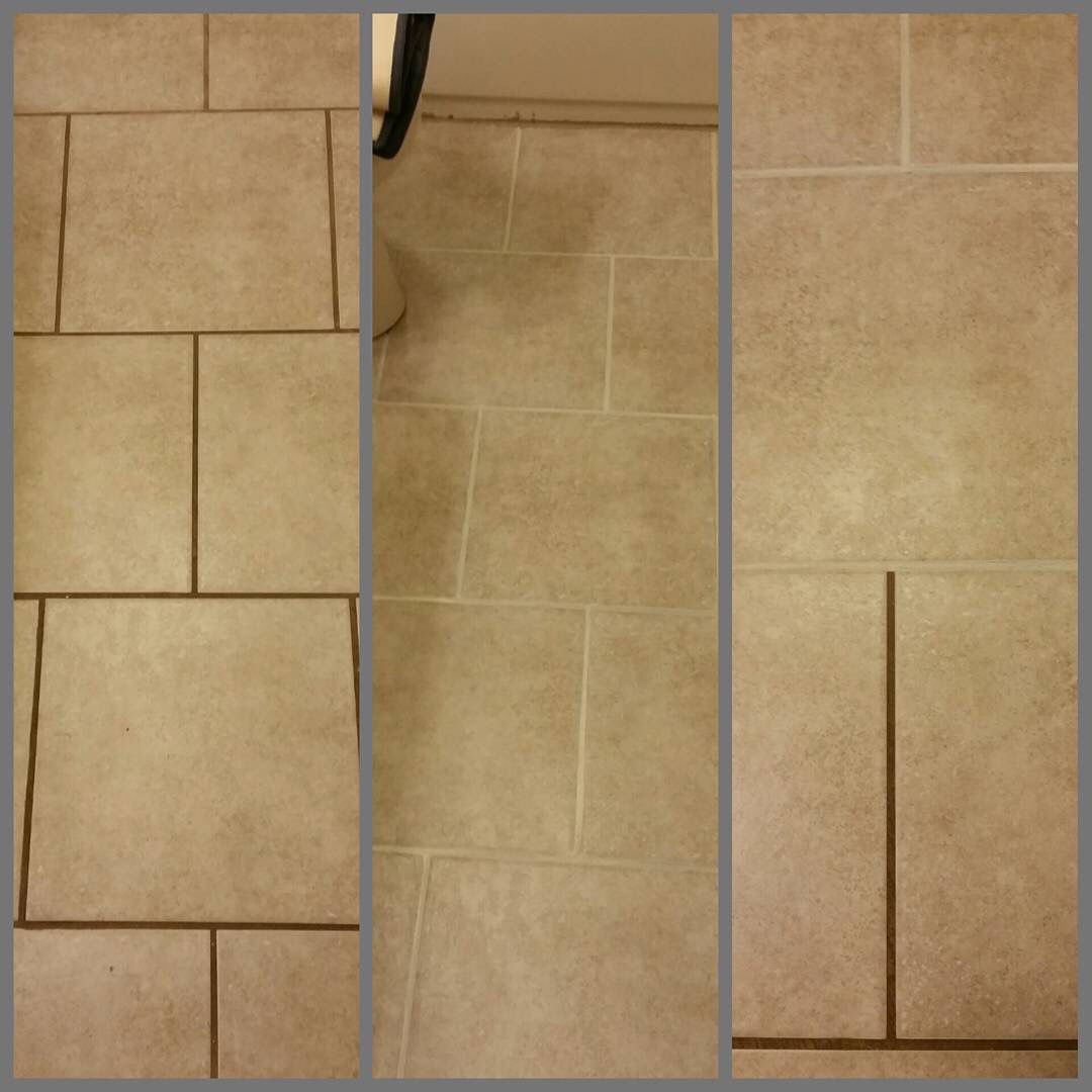 Quickest Fix For Old Looking Grout Polyblend Grout Renew Antique White Grout Renew Polyblend Grout Renew Diy Flooring