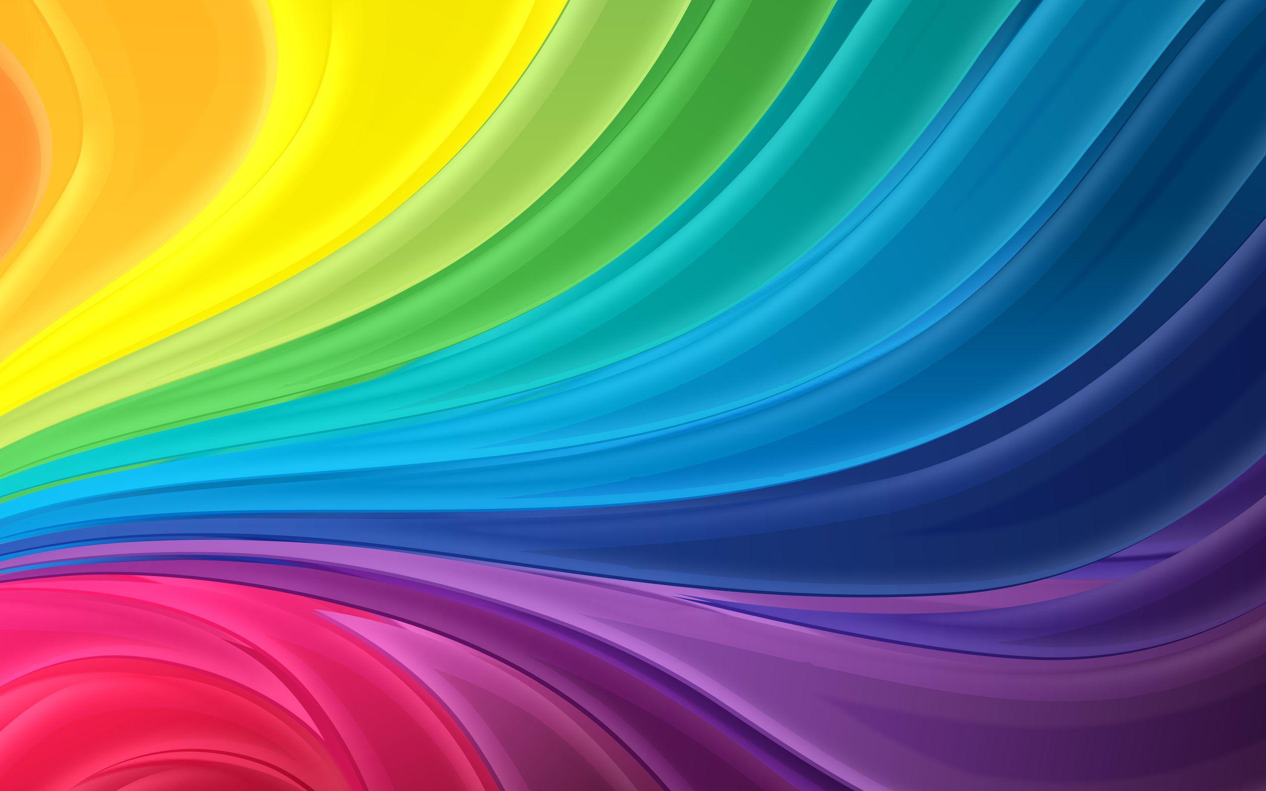 Обои Цвет, краски, изгиб, волны. Абстракции foto 12