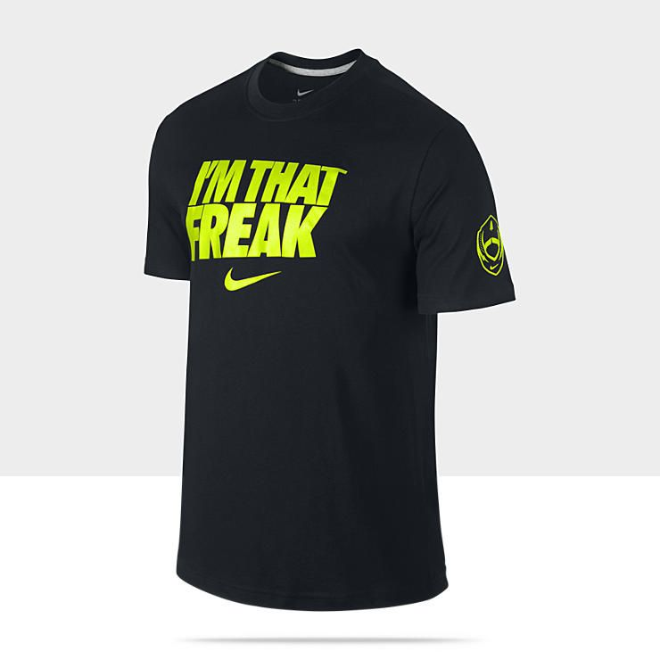 Nike Football I M That Freak Men S T Shirt Mens Tshirts Workout Shirts Mens Outfits