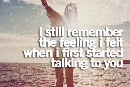 still remember..