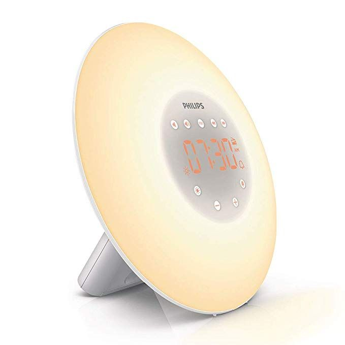 Philips Wake Up Light Alarm Clock With Sunrise Simulation 2