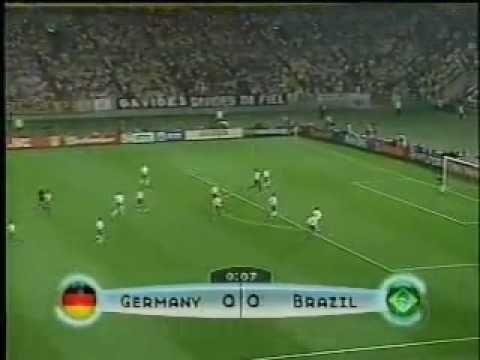 Final Copa do Mundo 2002  - BRASIL x ALEMANHA - BRASIL PENTACAMPEÃO - narração de GALVÃO BUENO