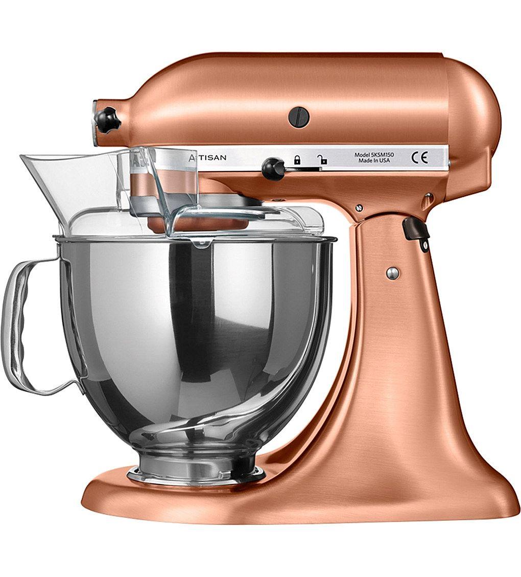 Kitchenaid artisan mixer copper kitchen accessories