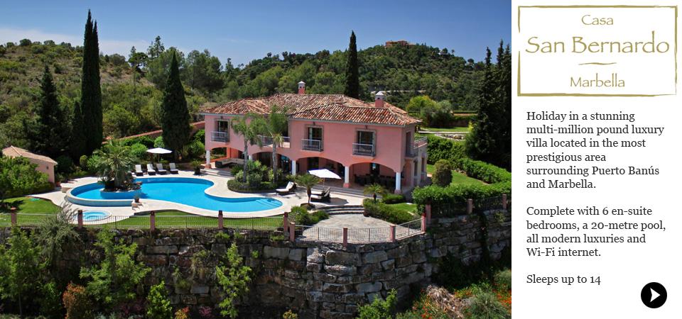 Csbhero Luxury Villa Rentals Luxury Villa Marbella Villas