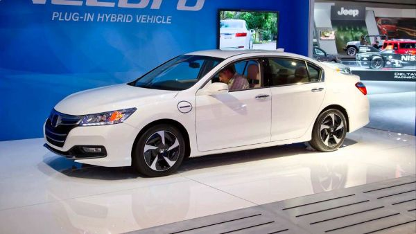 2016 Honda Accord Coupe White