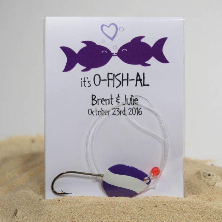Fishing Wedding Ideas: Fishing Themed Wedding Ideas