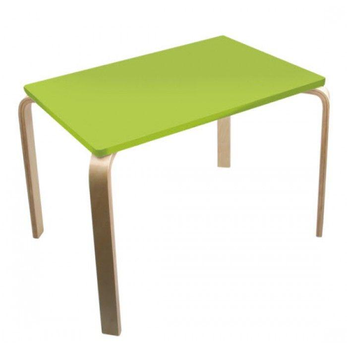 Kinderstoel Aan Tafel.Tafel Lime 03 3977 Bartok Kindertafel Kinderstoel Tafel