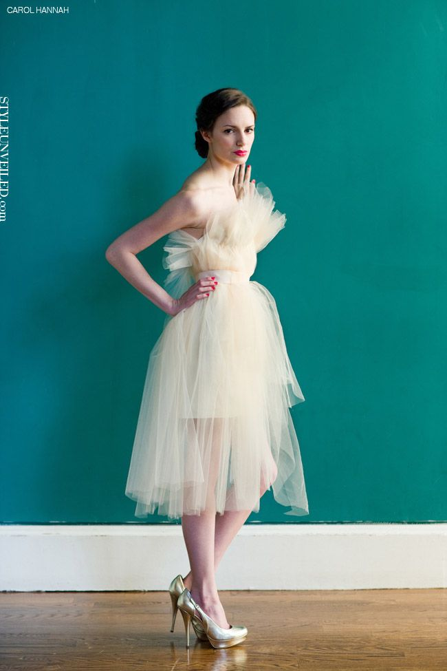 Carol Hannah Wedding Dresses 2013 Part II Not sure what kind of ...