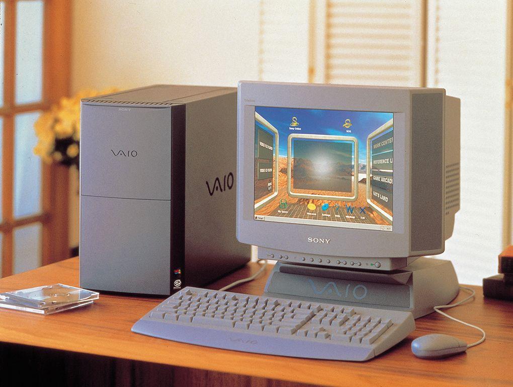 Amazing A Look Back At Sonys Iconic Vaio Computers Fun Stuff Download Free Architecture Designs Intelgarnamadebymaigaardcom