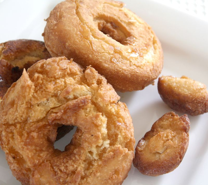Old Fashioned Sour Cream Doughnuts   Breakfast Anyone ...