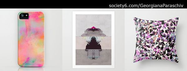 Free Shipping Promo Link * expires July 14, 2013 http://society6.com/GeorgianaParaschiv/prints?promo=1bc3eb