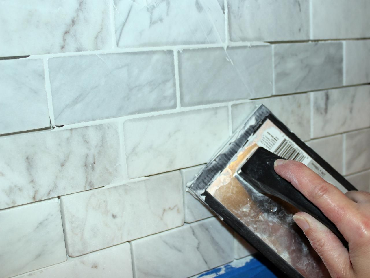 How to Install a Marble Tile Backsplash | Marble tile backsplash ...