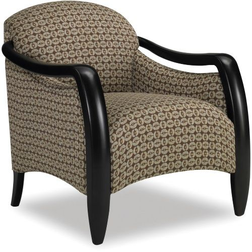 Sam Moore Picasso Exposed Wood Chair   Cocoa   Accent Chairs At Hayneedle