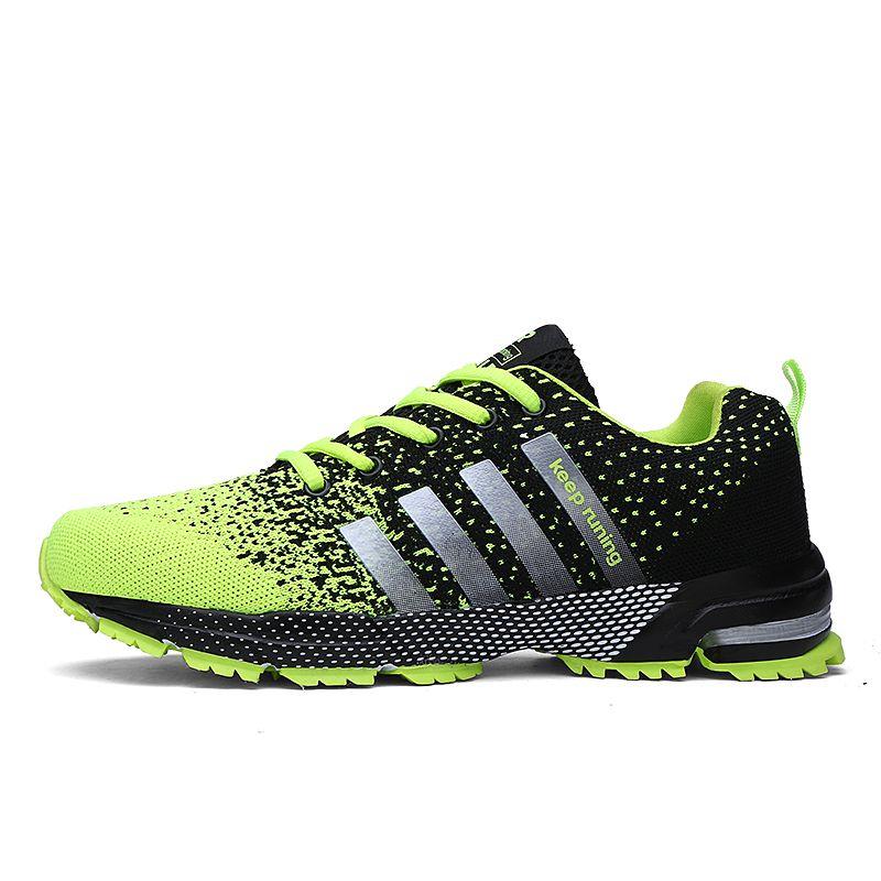 Continuer à courir chaussures pour hommes super léger  athletic courir sport chaussures pour adultes sneakers hombre zapatillas  deportivas ...