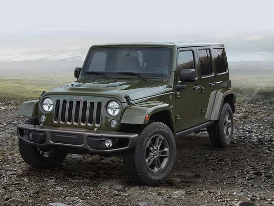 Fca Launches Jeep As Luxury Suv Brand In India Jeep Wrangler