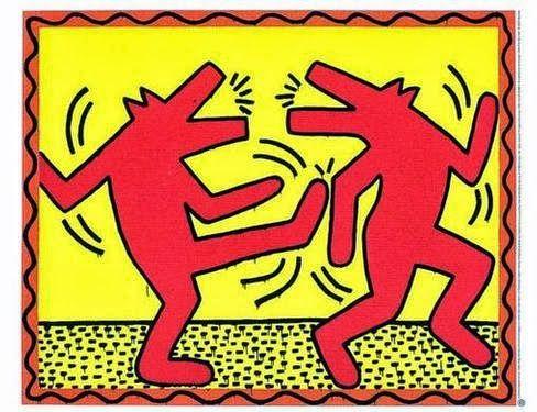 Berühmt Gossos ballant | KEITH HARING | Pinterest KB33