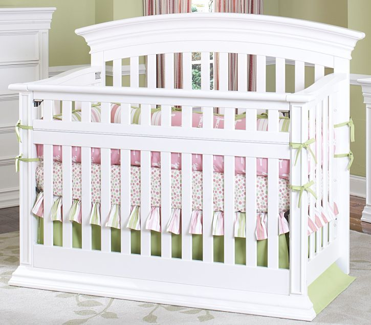 Baby S Dream Legendary Safety Gate Curved Top Crib Baby Furniture Kids Furniture Stores Nursery Furniture