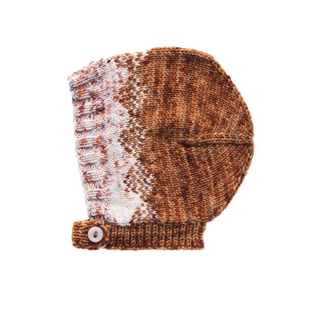 shopminikin - Misha and Puff Pinecone Bonnet, Nutmeg, $58.00 (http ...
