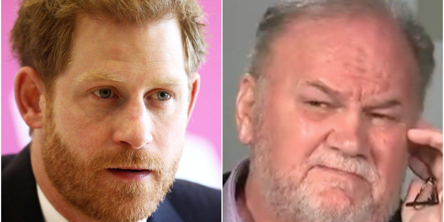 Thomas Markle Says He Hung Up On Prince Harry After Heated Phone Call Prince Harry Prince Harry And Meghan Prince
