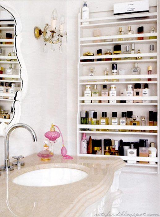 Estante de especias para organizar tus perfumes  79cc377e2022