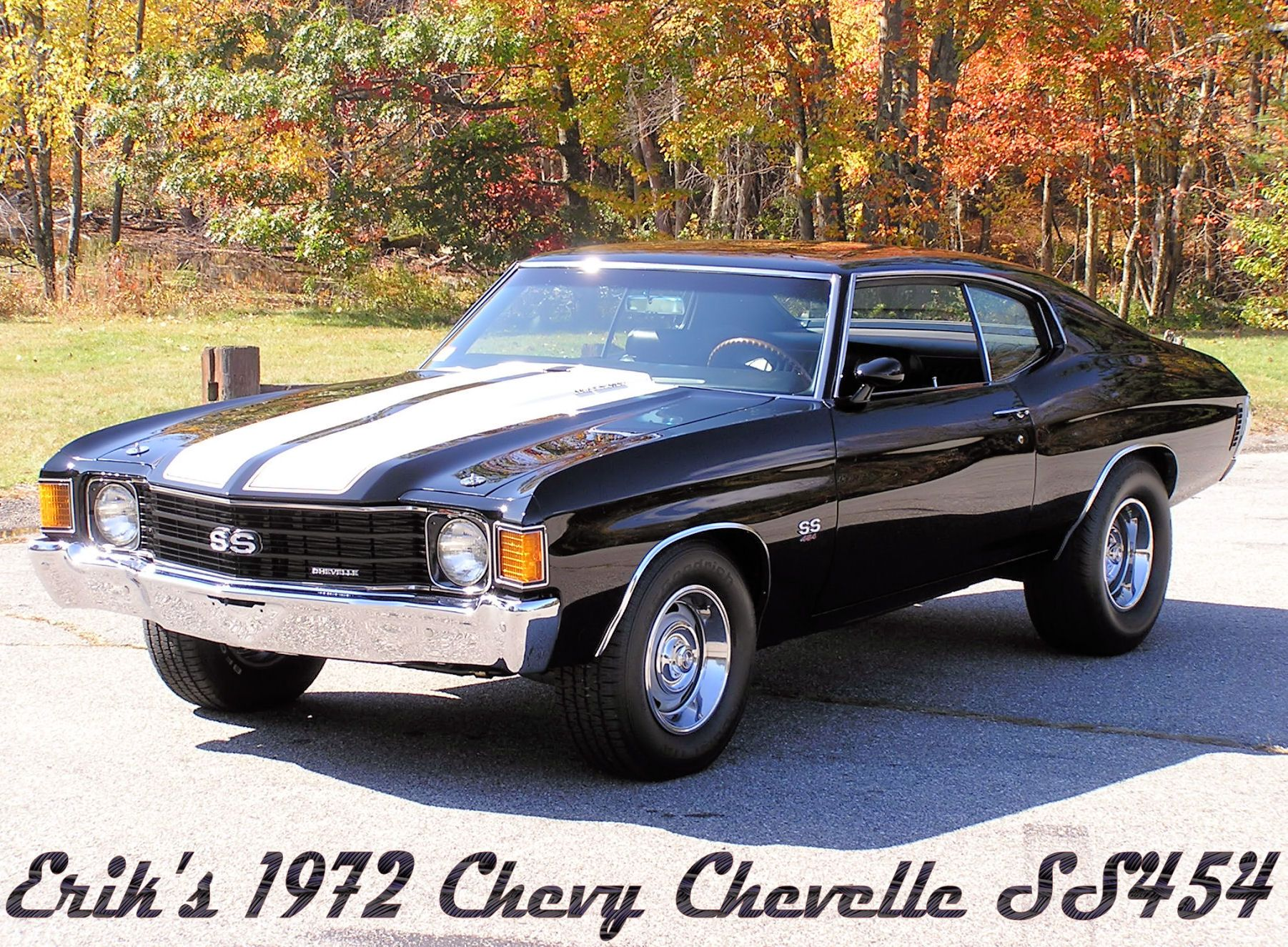 I love ss chevelles whos side are you on anyway classic cars