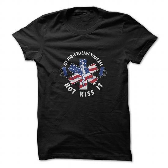 Awesome Tee Paramedic T shirts