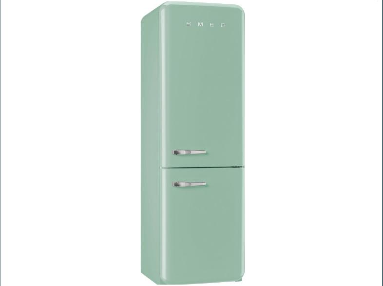 Smeg Kühlschrank Fab 32 : Smeg fab lpg kühl gefrier komb pastellgrün