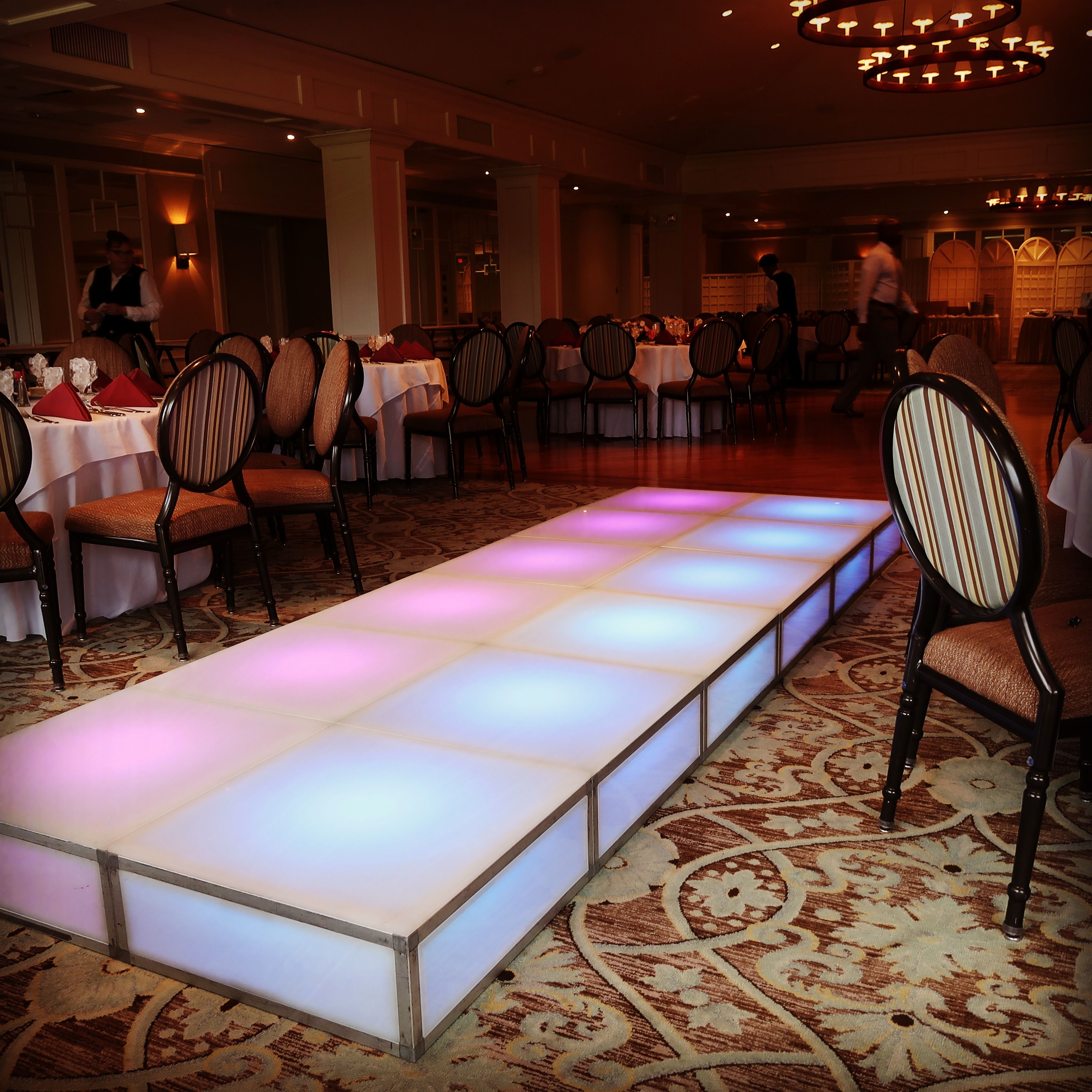 Check Out Our Led Fashion Show Runway Available For Rental Call Us At 1 800 804 4889 For Pricing And Availability Led Fashion Decor Outdoor Furniture