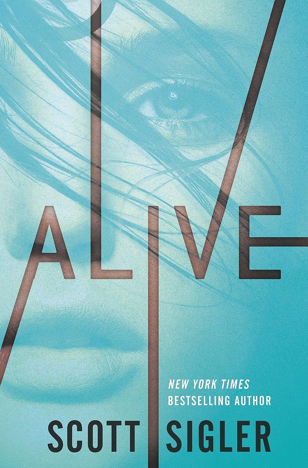 The Hunger Games fans will appreciate Alive: Book One of the Generations Trilogy by Scott Sigler, which follows a group of teens who wake up in a hallway not knowing who they are or why they're there. Out July 14