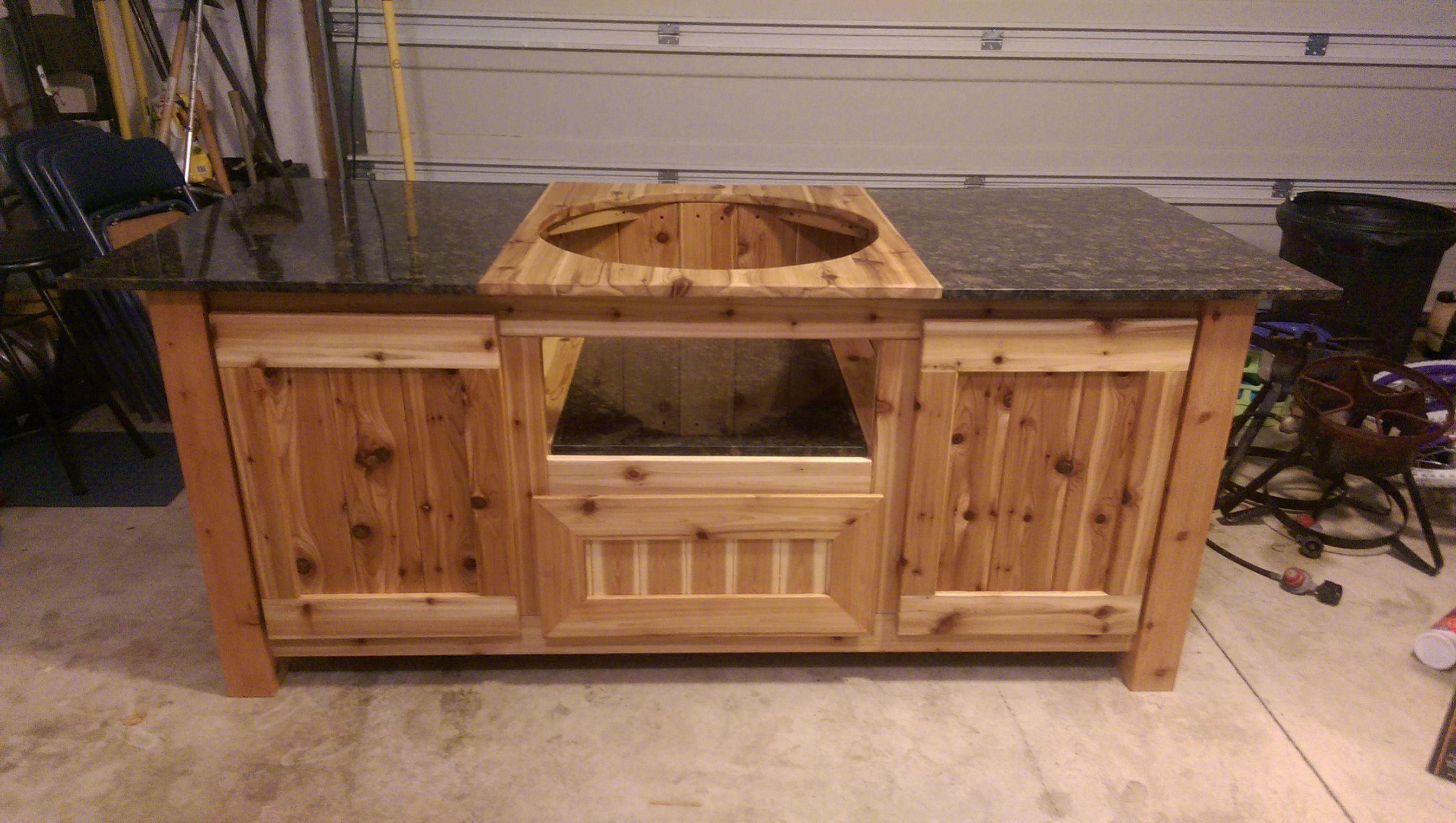 Big Green Egg Table Plans Toddler Beds For Girls Moen Kitchen Faucet Parts