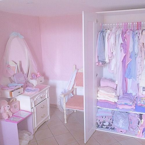 So Reminds Me Of Mine My Sister 39 S Room Kawaii Room