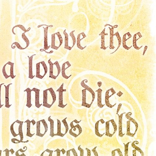 quotes from romeo and juliet | love Thee Love Quote print Romeo ...