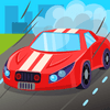 Octane Racing is an HTML5 run game. You control a sports car that must avoid opponent's vehicles. Your aim is to other cars for as long as possible, each crash cost you a life (you have three lives by default).  Octane Racing http://www.ilovegames.info/octane-racing/