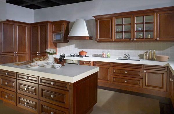 Küchenarbeitsplatte sachlich weiß schubladen Wohnung Pinterest - küchenarbeitsplatte aus holz