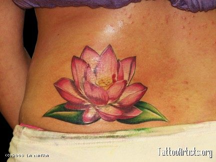 Lotus Flower Tatto Only Much Smaller And Only Where I Could See It My Ode To Rebellion Lotus Flower Tattoo Flower Tattoos Flower Tattoo