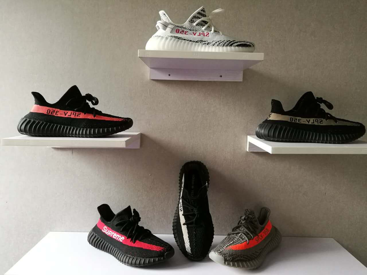 deb875ab8a2af1 Adidas Yeezy Boost 350 V2 All colour.Which one do you like