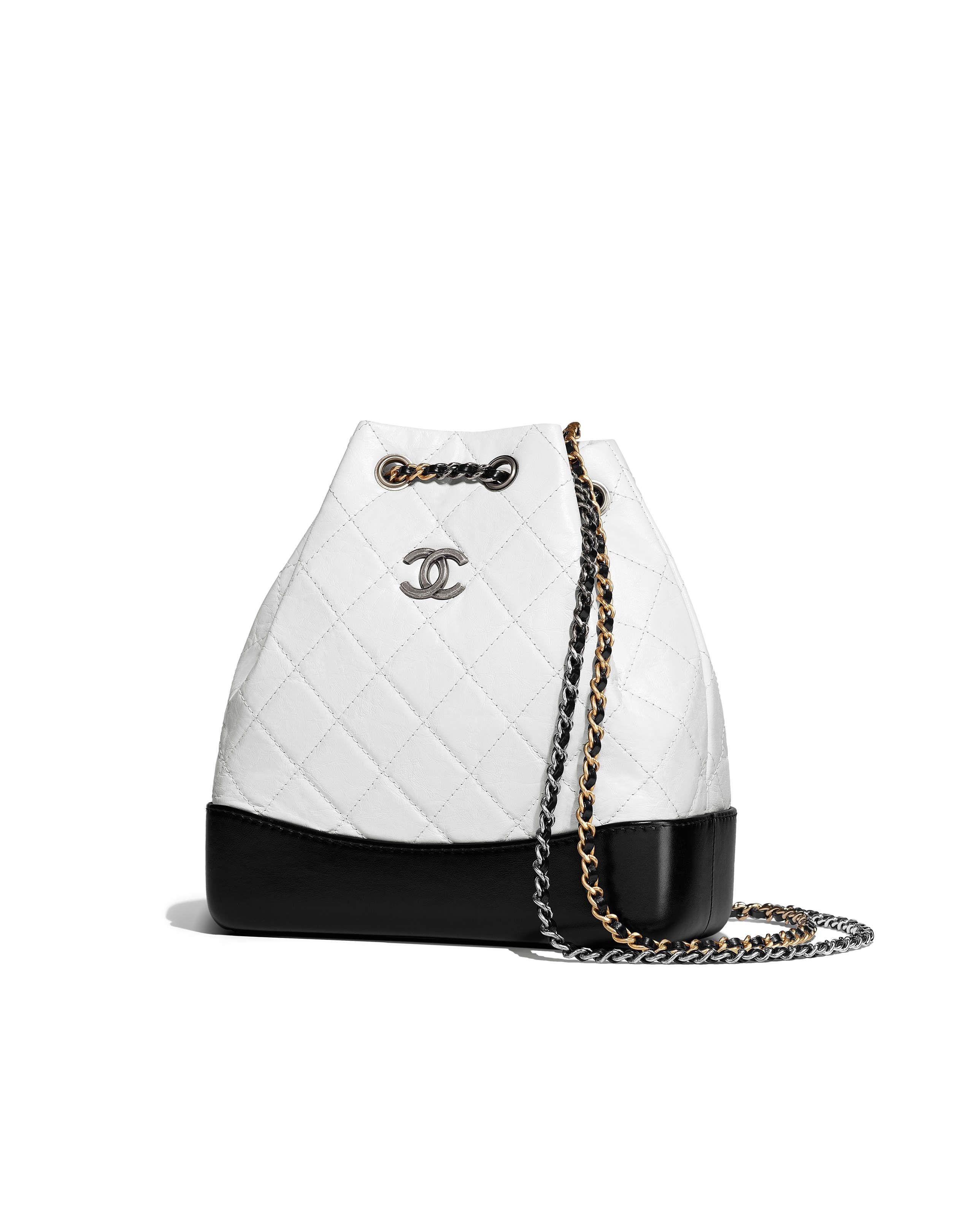 05d2b99f0e5ac4 Chanel - FW 2017/2018 | Chanel's Gabrielle backpack | BAGS | Fashion ...