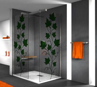 Klebefolie für Duschkabine Möbel \ Wohnen Duschkabinen Folien - klebefolien küche spritzschutz