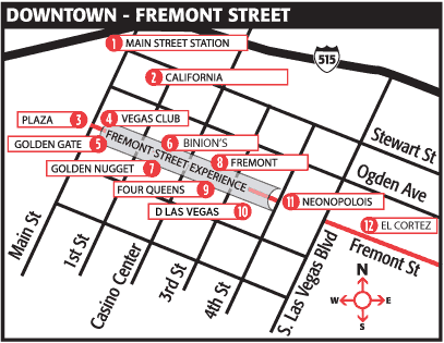 Las vegas downtown casino map online casino no deposit requiered