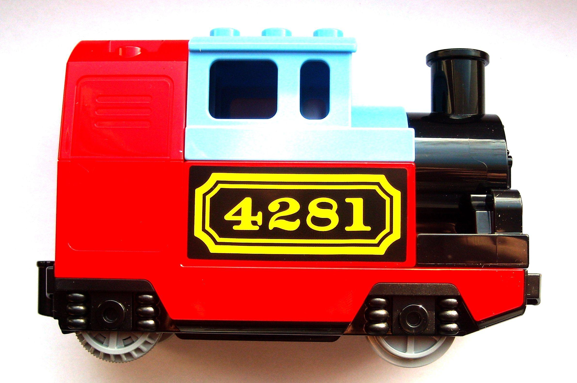 Spielzeug Lokomotive