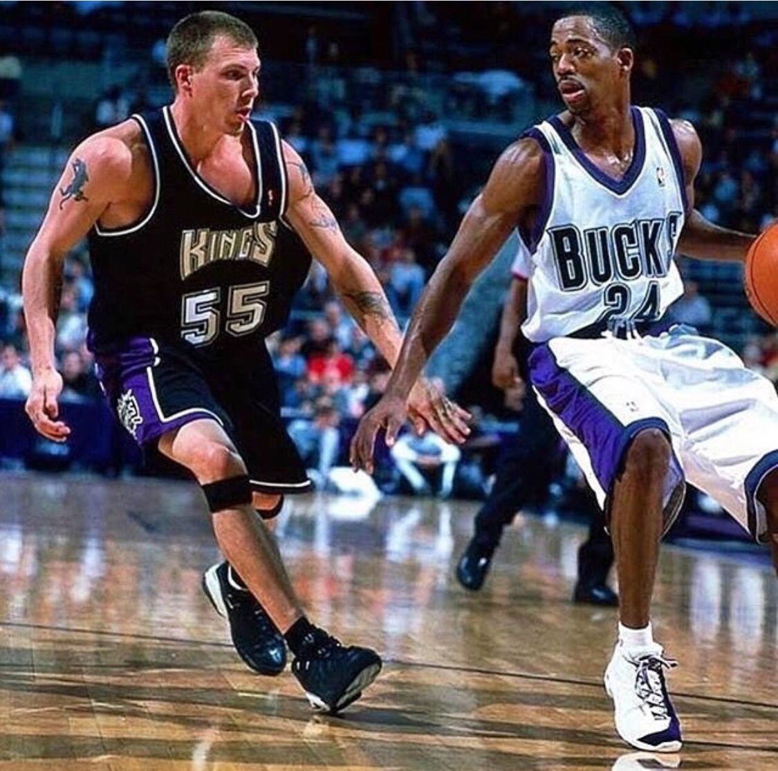 Rafer Alston vs Jason Williams Skip to my Lou vs White Chocolate