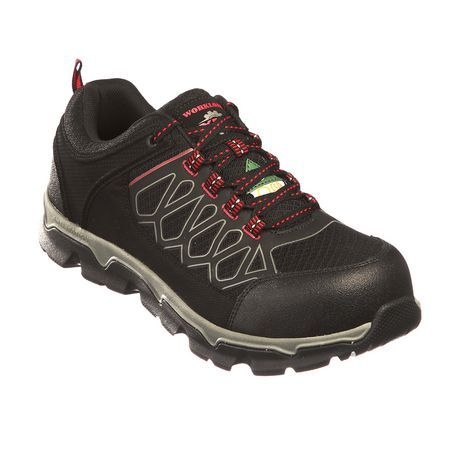 Workload Women S Athletic Style Safety Shoes Black 11 Athletic