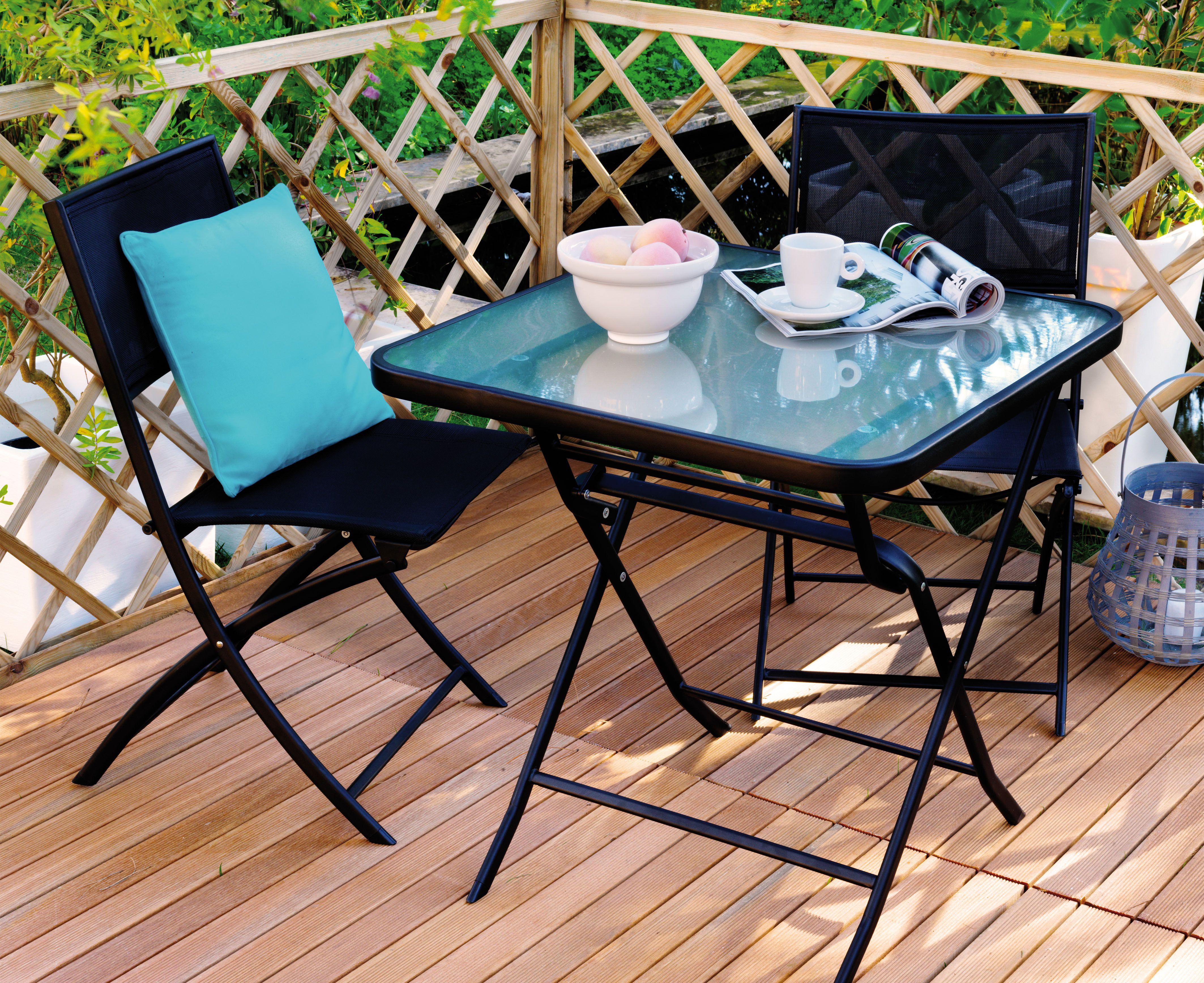 Aki Bricolaje Jardineria Y Decoracion Mueble De Balcon Capri Su