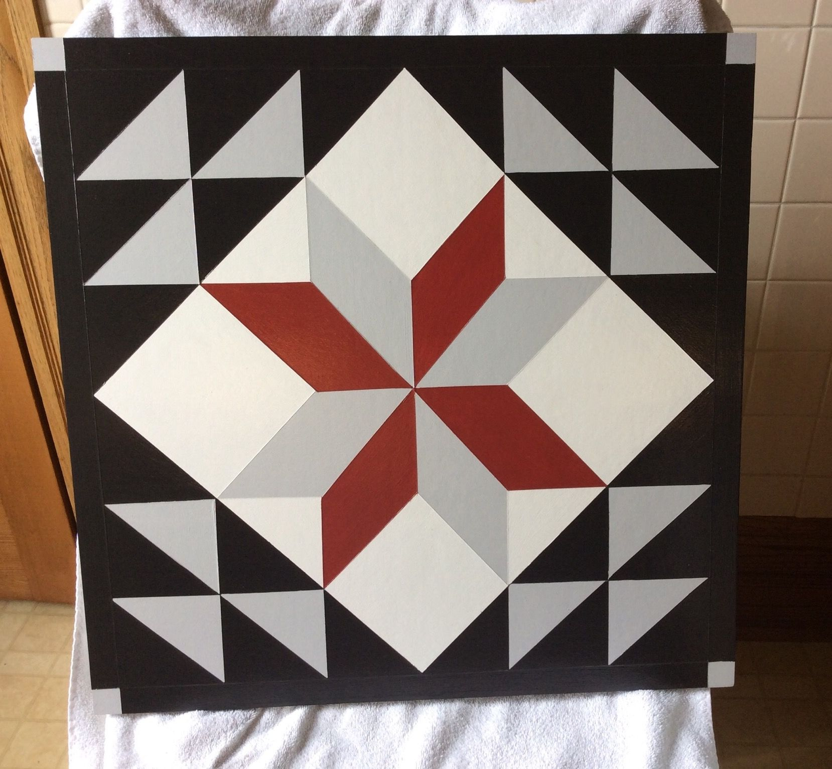 Meadow Star | Barn quilt patterns, Barn quilts for sale ...