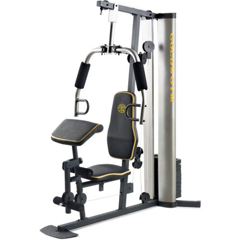 Mini Gimnasio Gold Gym Mini Gyms Fitness Deportes At Home Gym Home Gym Machine Home Gym Equipment