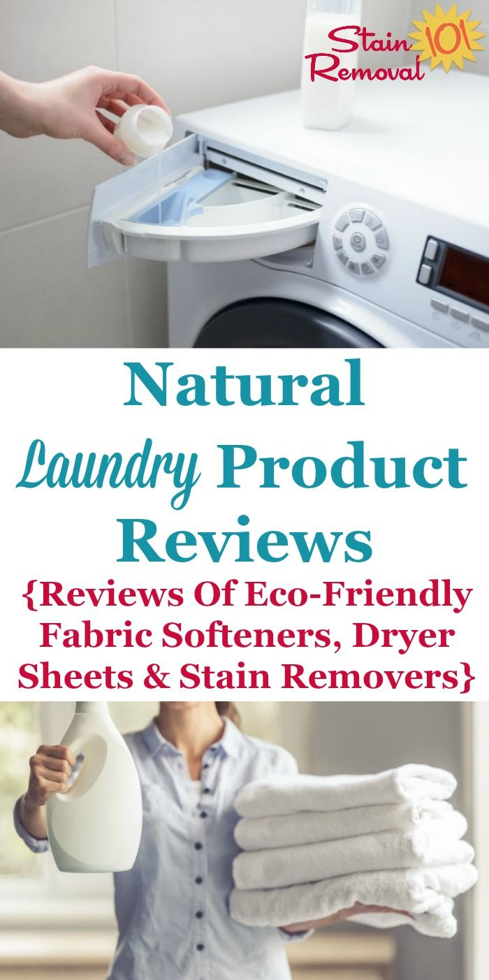 Natural Fabric Softener Other Eco Friendly Laundry Product