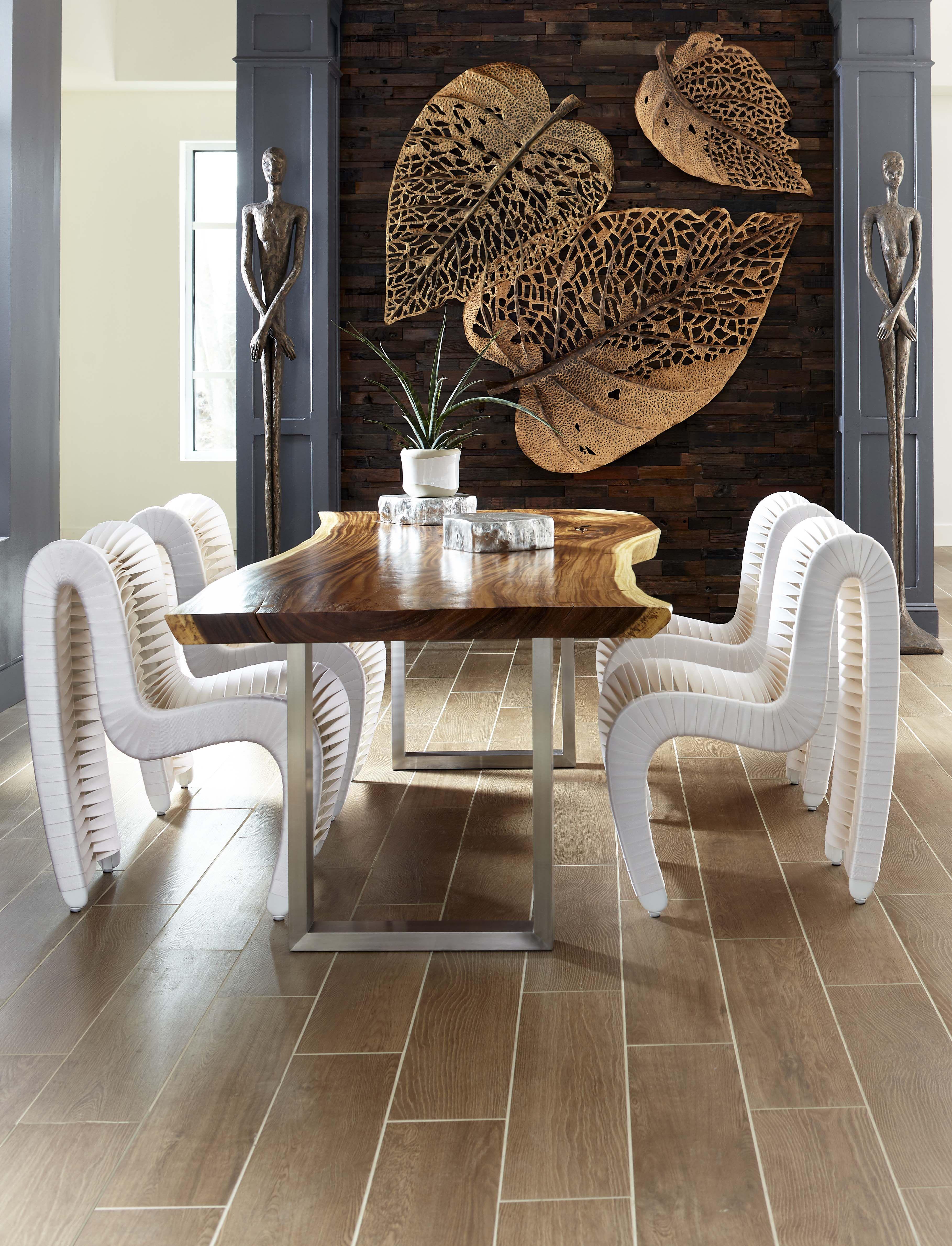 Birch Leaf Wall Art Copper Lg Living Room Wall Designs House Interior Decor Interior