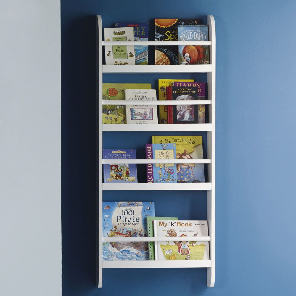 Kids Bedroom Shelving Greenaway Gallery Bookcase Skinny Bookcases Bookshelves