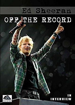 Ed Sheeran: Off the Record DVD